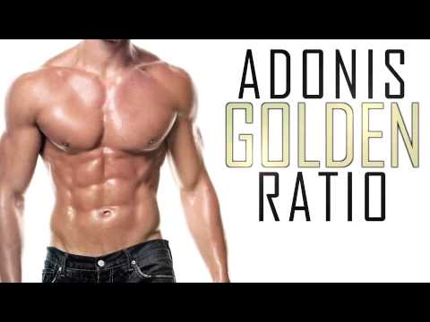 Adonis Golden Ratio - Get Ripped And Start Building Lean Muscle Mass With This Workout Routine
