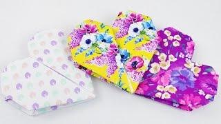 Doppel Herz als Geschenkverpackung   Valentinstags Überraschung   Origami Idee
