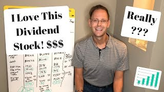 WHAT? THAT'S YOUR FAVORITE STOCK? (yes, it's my #6 top dividend stock pick of all time)