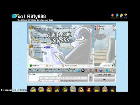Scammed By Someone Named YooYouKnowMe On Xat.com/riffy888