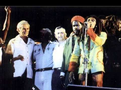 Bob Marley & The Wailers - Rehearsal for One Love Peace Concert April 1978 (Rare)