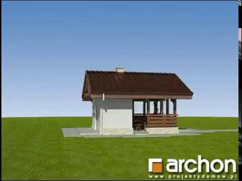 Altana A3 Archon Projekt Altanki Budowa