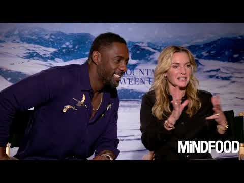 Five Minutes with: Idris Elba and Kate Winslet From The Mountain Between Us