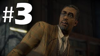 Batman Telltale Season 2 Episode 1 The Enemy Within Part 3 Gameplay Walkthrough