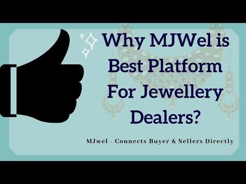 Why MJwel Is Best Platform For Jewellery Dealers? | Online Jewellery Promotional Platform |