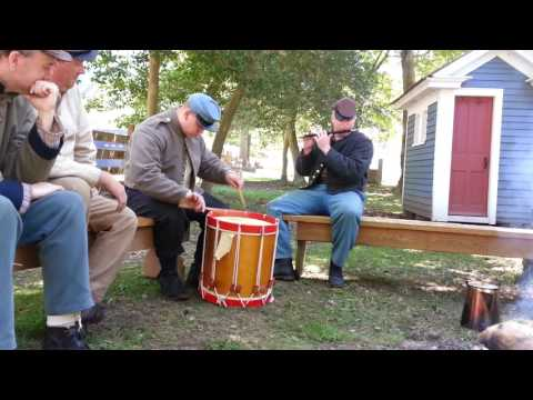 Battle Cry of Freedom - Civil War fife and drum