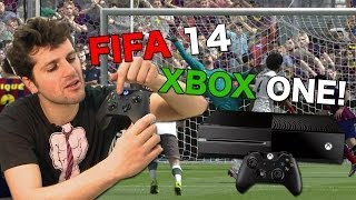 FIFA 14 SU XBOX ONE - GAMEPLAY #1 [FRANK MATANO]