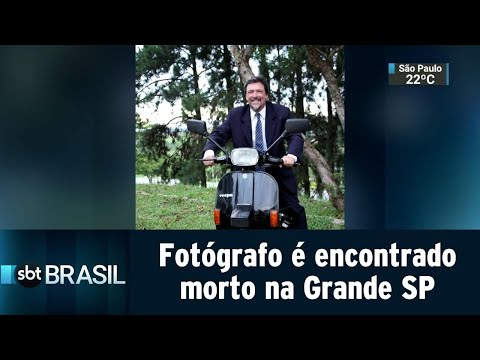 Fotógrafo é encontrado amordaçado e morto dentro de casa na Grande SP | SBT Brasil (27/07/18)