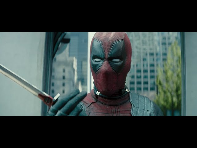 Deadpool 2 - Official Trailer #3
