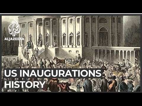 How US presidential inaugurations helped shape legacies