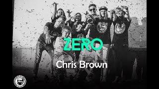 "Chris Brown ""ZERO"" - Choreography by Ruslan Shakirov"