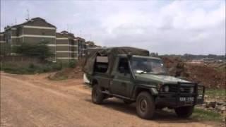 Kenya lion escape: Nairobi on alert