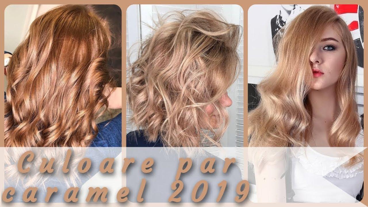 20 Modele Culoare Par Caramel 2019