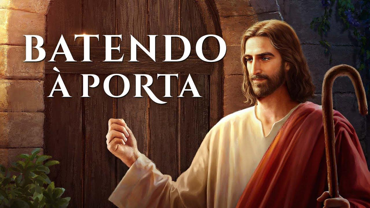 """Melhor filme gospel 2018 """"Batendo à porta"""" A segunda vinda de Jesus (Trailer)"""