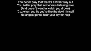 Shinedown   Cry For Help With Lyrics