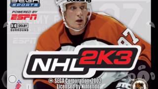 gamecube for ios- NHL 2K3 (Boot Test) ipad air