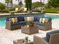 Patio Furniture Sectional,