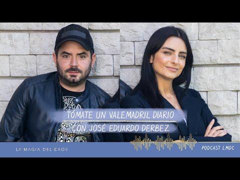 Tómate un Valemadril diario   Aislinn Derbez y José Eduardo Derbez
