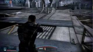Mass Effect 3 Gameplay PC - All Maximum Settings on Radeon HD 6870