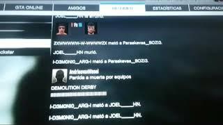 ❤MINI MONTAJE DE SCORES GTA 5 ONLINE❤