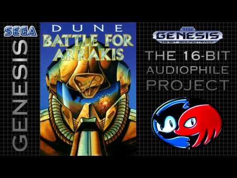 Dune: The Battle for Arrakis - Ordos Dirge