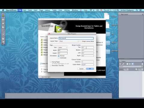 QuarkXPress Beginner's Guide