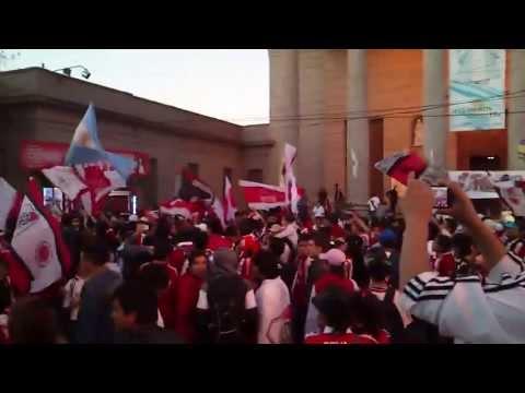 112 años del Club River Plate - San Luis 25 De Mayo 2013