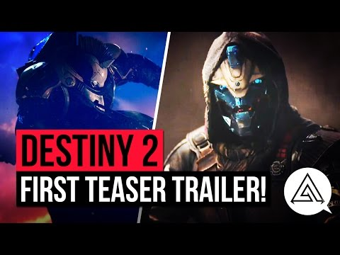 DESTINY 2 TRAILER | CITY DESTROYED, CABAL RED GUARD & MORE!
