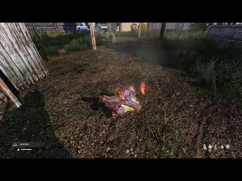 DayZ How to craft a fireplace Ps4