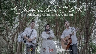 Download lagu Fadhil Mjf feat. Ami Rahmi X Mardha - Samudra Cinta (Cover)