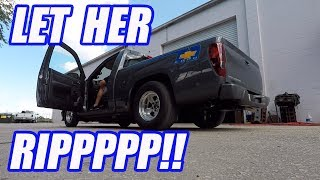 COPO COLORADO Supercharged 700+HP!?!? Demon Destroyer? And We Dodge A Bullet......