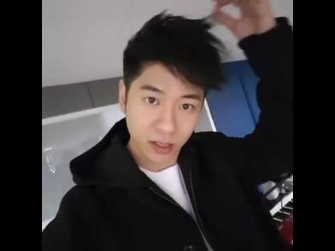 Hot boy Alfred Hui (Livestream) 1204 綵排實況- 许廷铿 & 胡鴻鈞。。。