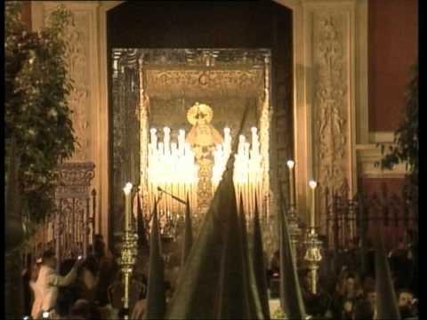 Salida de la Hermandad del Amor (Sevilla) - Domingo de Ramos 2008