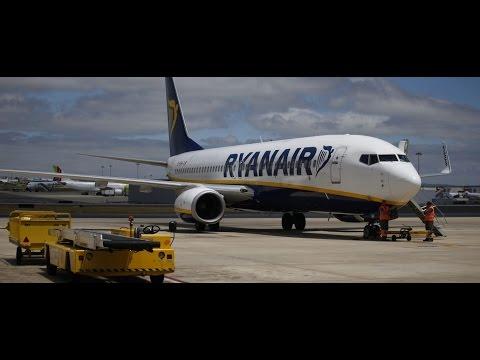 Prepar3D V3.4 | B738 Ryanair | LFOK - LPPR | Vatry - Porto  | Voo Completo