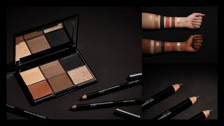 WAYNE GOSS COSMETICS THE LUXURY EYE PALETTE