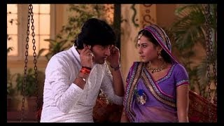 Balika Vadhu : Jagya, Ganga patch up