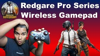 Best Game Controller For PUBG? | Redgear Pro Series Wireless Gamepad Unboxing [Hindi]