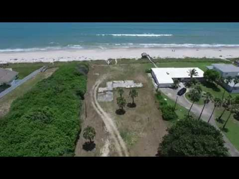 1965 N Highway A1A - Vacant Oceanfront Land Indialantic Florida