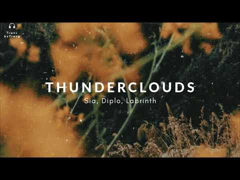 [Vietsub] LSD | Thunderclouds ft. Sia, Diplo, Labrinth