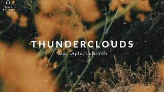 [Vietsub] LSD | Thunderclouds ft. Sia, Diplo, Labrinth Video