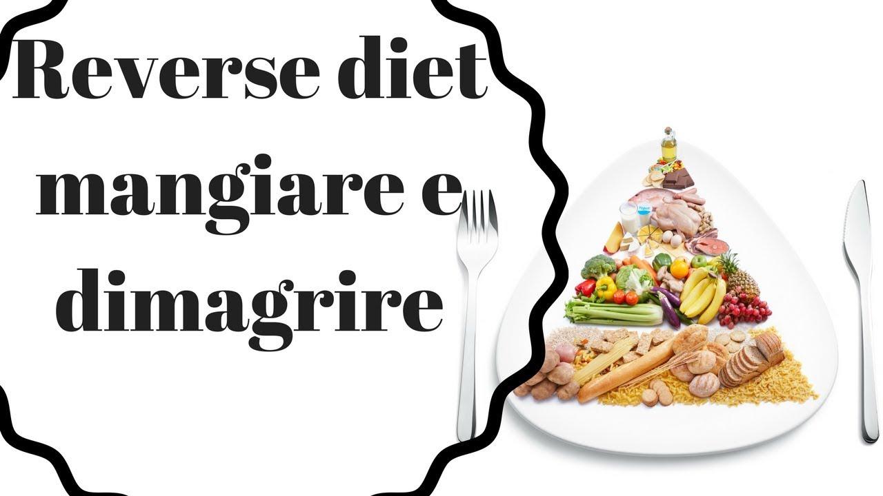 funziona la dieta inversa