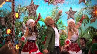 Austin & Jessie & Ally | Christmas Soul Song  | Disney Channel UK