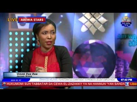 Download ahmed x ray interviewed ummi zeezee on arewa stars