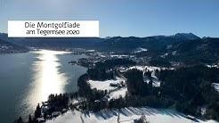 Heißluftballonfahrt bei der Montgolfiade 2020 am Tegernsee