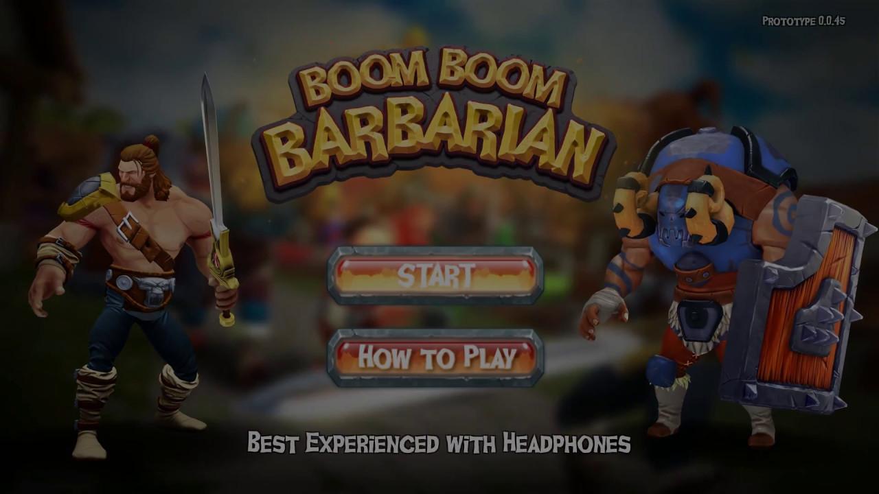 Boom Boom Barbarian Trailer 02