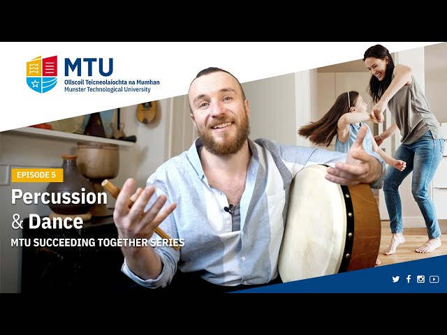 MTU Succeeding Together  - Dance & Percussion
