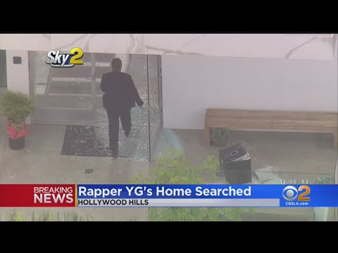 Search Warrant Served At Hollywood Hills Home Of Rapper YG Mp3
