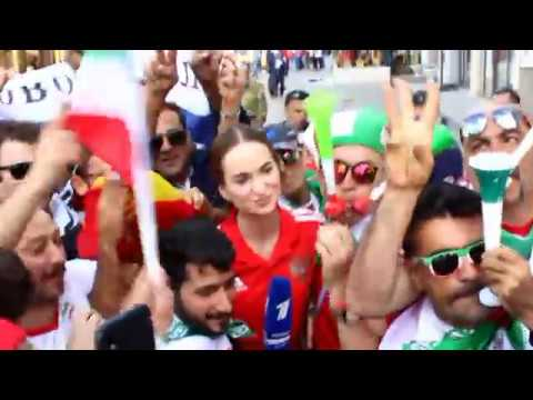 Иран-Испания (20.06.18г.) / Truth About Russia World Cup