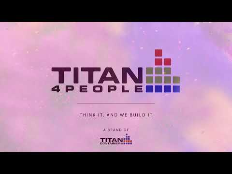 TITAN 4people modular accommodation solutions│TITAN Containers