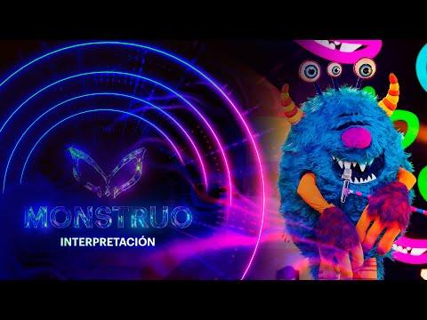 #MonstruoEs Así fue la interpretación de Monstruo | ¿Quién es la Máscara? 2020
